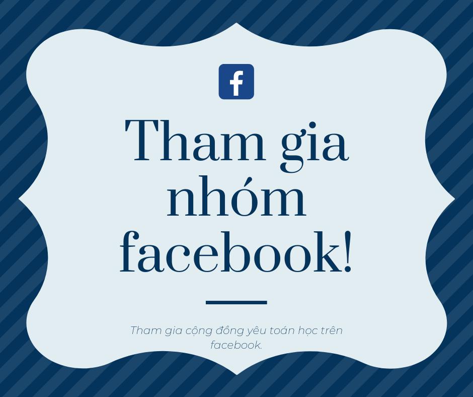 Nhóm toan123.vn trên facebook